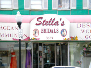 Stella's Historic Baltimore Location