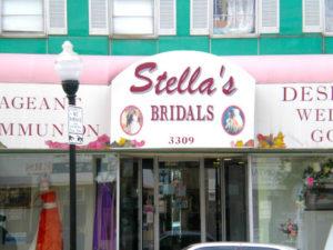 Stella's Historic Baltimore Location