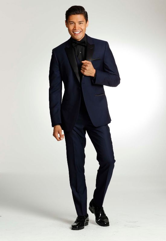 ALL BLACK NAVY Tux - Cool Prom Tuxedos 2018 at LoveIT at Stella's Prom Fashion and Tuxedos in Westminster Baltimore Maryland - Tuxedos Customize