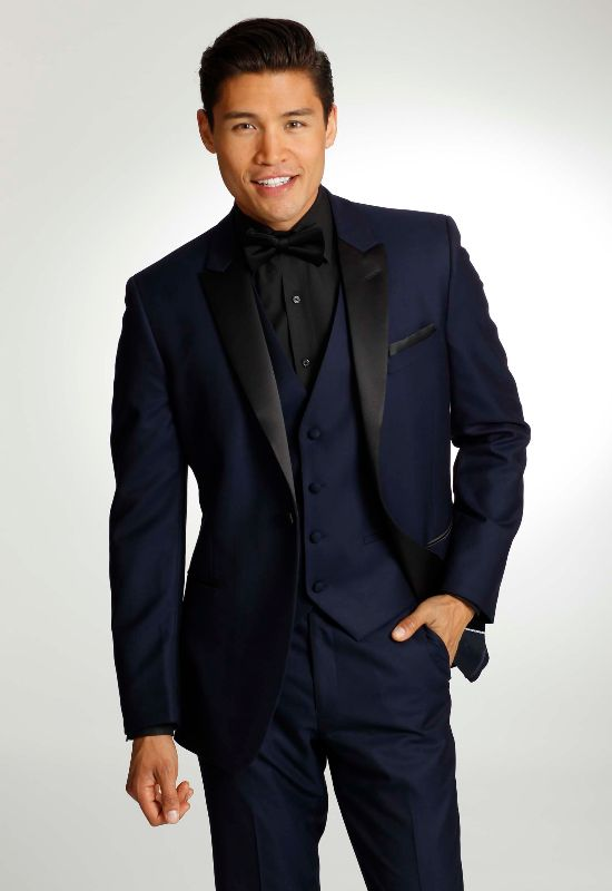 ALL Navy Tuxedo - Cool Prom Tuxedos 2018 at LoveIT at Stella's Prom Fashion and Tuxedos in Westminster Baltimore Maryland - Tuxedos Customize