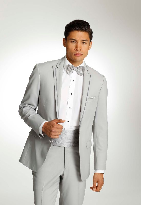 All Grey Cool Tuxedos for Prom - Prom Tuxedos 2018 - LoveIT at Stella's in Westminster Baltimore Maryland