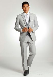 Super Cool Tuxedo Customize Grey Tuxedos for Prom 2018 at LoveIT at Stella's in Westminster Baltimore Maryland