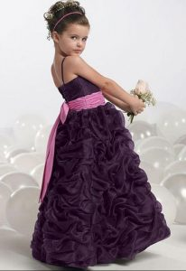 Colorful Flower Girl Dress and Ball Gown Flower Girl Dresses at LoveIT! at Stella's in Baltimore Maryland