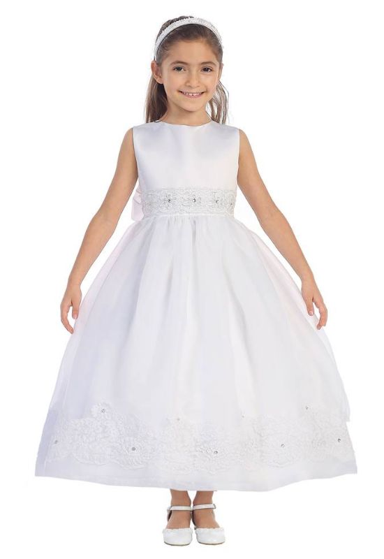 Ball Gown Flower Girl Dresses at Love It! At Stella's in Baltimore Maryland