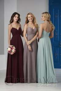 Christina Wu Celebration bridesmaids dresses and wedding fashion