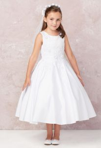 Tip Top Flower Girl Dress at Love it at Stella's bridal and Fashions