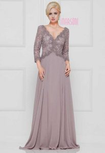 Mother of the Bride Blush Lavender Marsoni By Colors Dress at Love it at Stella's in Westminster, MD