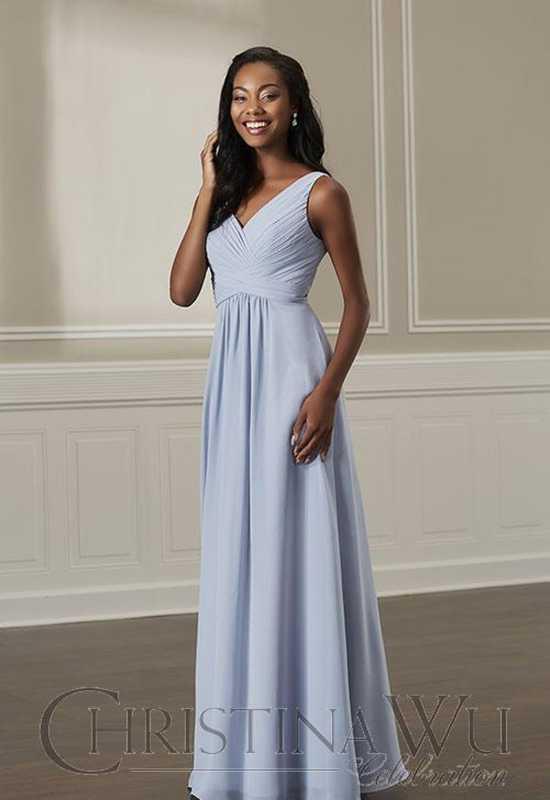 Christina Wu Bridesmaid Dress at Love it at Stella's Bridal in Westminster, MD