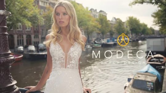 Modeca Dutch Designs at Love it at Stella's Bridal in Westminster, MD