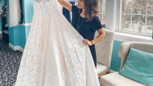 virtual appointments at Love it at Stella's Bridal in Westminster, MD