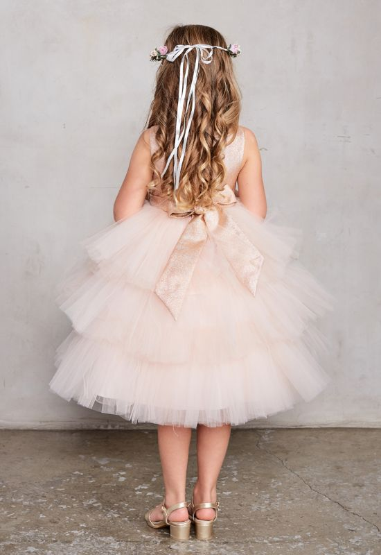 Tiered flowergirl dress in westminster, MD