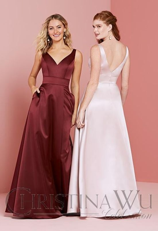 Christina Wu Celebrations Bridesmaids dresses at Love it at Stella's Bridal in Westminster, MD