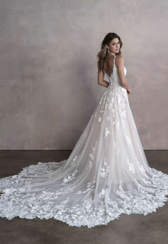 9811 by allure bridals at love it at stella's bridal in westminster, md bridal shops near me baltimore