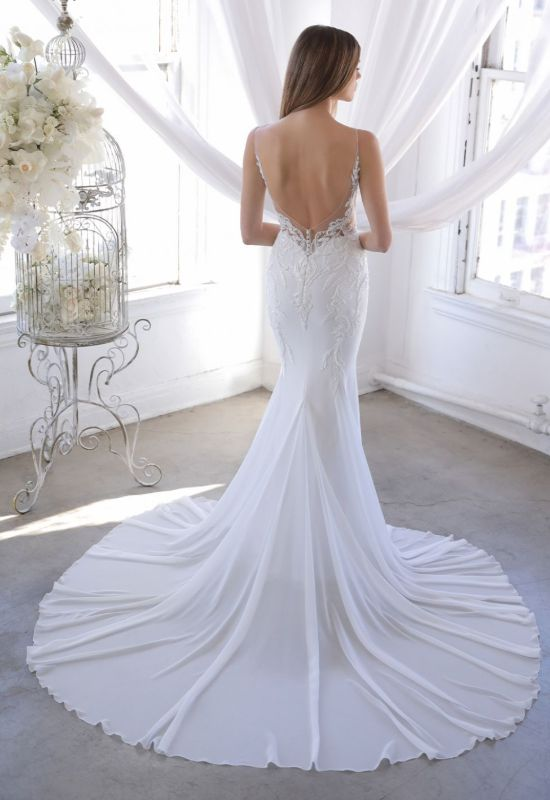 Olivette by Blue by Enzoani at Love it at Stella's Bridal Shop in Westminster, Maryland